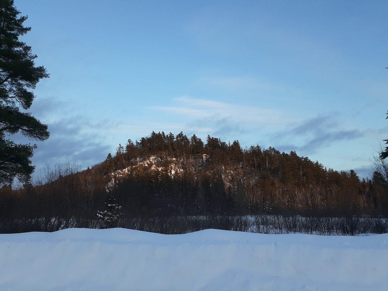 Nickle Peak