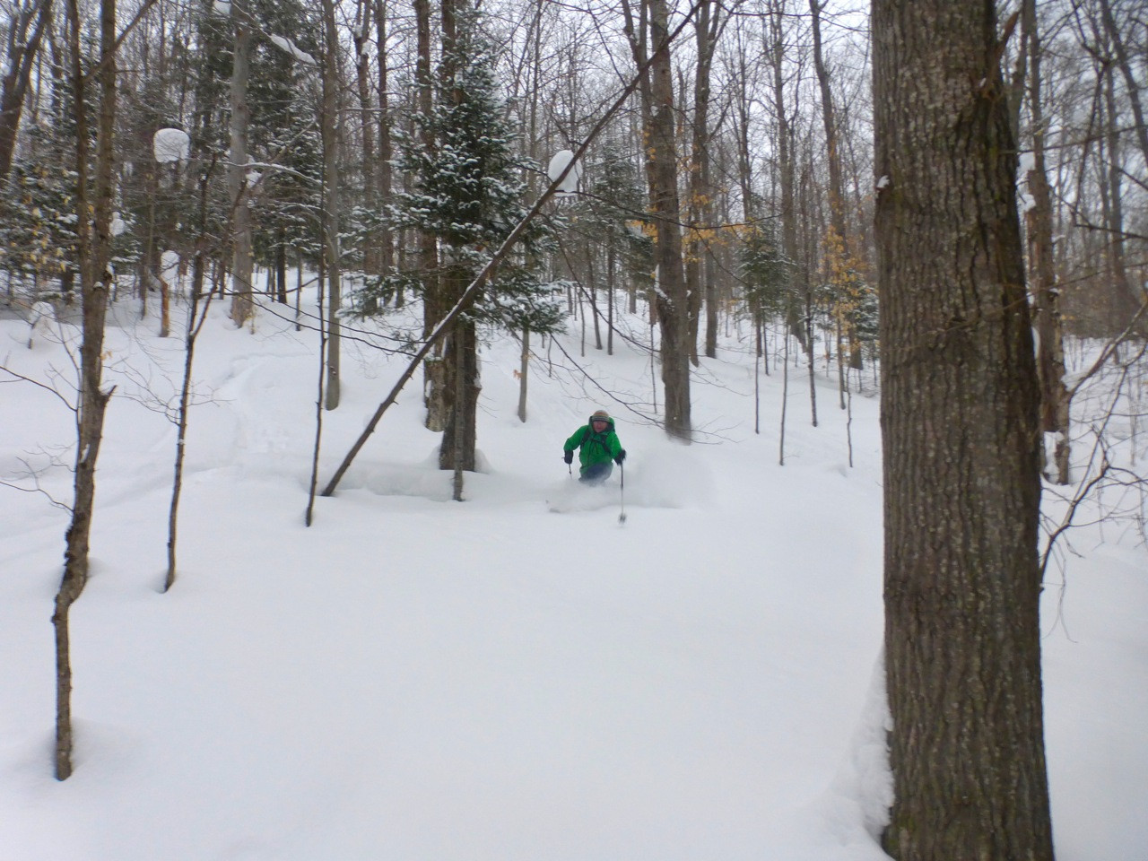 Skiing in Ontario